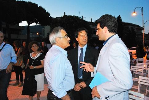 Con sindaco Castroregio Tonino Santagada e Francavilla