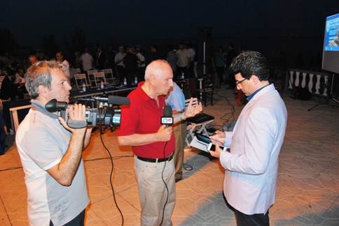 L'intervista di Rai3 Calabria
